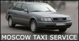 Moscow taxi service
